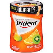Trident Unwrapped Tropical Twist Sugar Free Gum