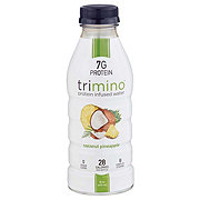 Trimino Coconut Pineapple Protein Infused Water