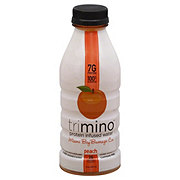 Trimino Protein Infused Peach Water