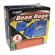 Triumph Sports USA Blue Bean Bags