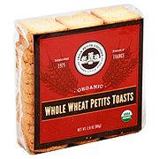 Trois Petits Cochons Whole Wheat Petits Toasts