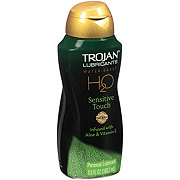 Trojan H2O Sensitive Touch Lubricant