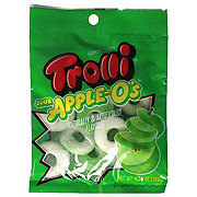 Trolli Sour Apple-O's Gummi Candy