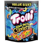 Trolli Sour Brite Crawlers Gummi Candy