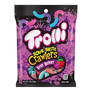 Trolli Sour Brite Crawlers Very Berry