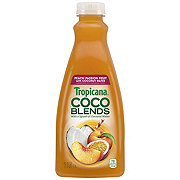 Tropicana Coco Blends Peach Passion Fruit Coconut Water