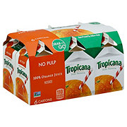 Tropicana Pure Premium No Pulp 100% Orange Juice