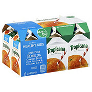 Tropicana Pure Premium No Pulp Healthy Kids Orange Juice