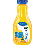 Tropicana Trop50 No Pulp Calcium + Vitamin D Orange Juice