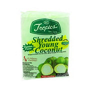 Tropics Shredded Young Coconut Pandan Flavor