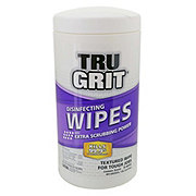 Tru Grit Disinfecting Wipes
