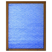 True Blue MERV 2 Air Filter 16x20 in