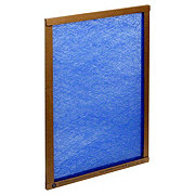 True Blue MERV 2 Air Filter 16x25 in