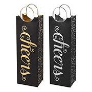 True Fabrications Cheers Wine Tote Bag