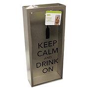True Fabrications Keep Calm Cork Holder