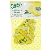 True Lemon Crystallized Lemon Packets