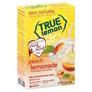 True Lemon Peach Lemonade