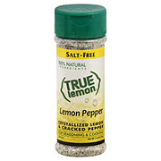 True Lemon Salt Free Lemon Pepper