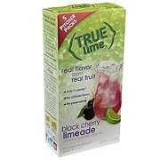 True Lime Black Cherry Limeade Pitcher Pack
