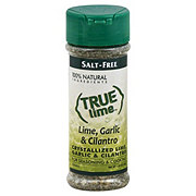 True Lime Salt Free Lime Garlic & Cilantro Seasoning