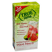 True Lime Watermelon Agua Fresca
