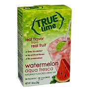 True Lime Watermelon Aqua Fresca