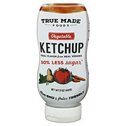 True Made Foods Vegetable Ketchup