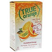 True Orange Crystallized Orange Packets