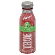 True Organic Bananaberry Crush Juice