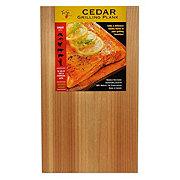 TrueFire Gourmet Cedar Grilling Planks