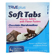 TRUEplus Chocolate - Marshmallow Glucose Tablets
