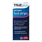 TRUEplus Ketone Test Strips