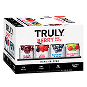 Truly Spiked & Sparkling Berry Mix Pack 12 oz Cans