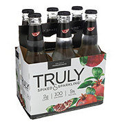 Truly Spiked & Sparkling Water Pomegranate