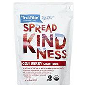 TruVibe Organics Goji Berries Gratitude