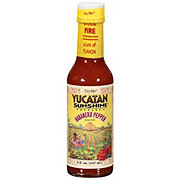 Try Me Yucatan Sunshine Prepared Habanero Pepper Sauce