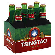 Tsingtao Beer 12 oz Bottles