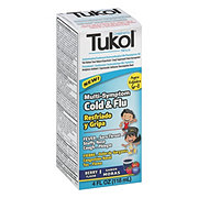 Tukol Children's Cold & Flu Relief Liquid Berry