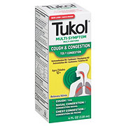 Tukol Multi Symptom Cold Extra Strength Adult