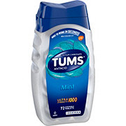 Tums Ultra Strength 1000 Peppermint Chewable Tablets