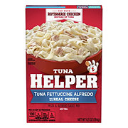 Tuna Helper Tuna Fettuccine Alfredo