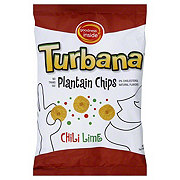 Turbana Plantain Chips Chili Lime