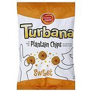 Turbana Plantain Chips Sweet