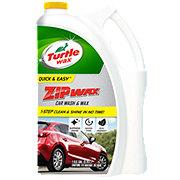 Turtle Wax Zip Wax Car Wash & Wax