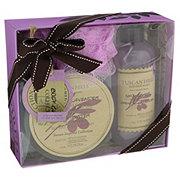 Tuscan Hills 3 Piece Bath Set French Lavender