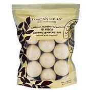 Tuscan Hills Bath Fizzers Vanilla Almond