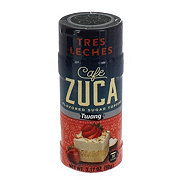 Twang Cafe Zuca Tres Leches Flavored Sugar Topping