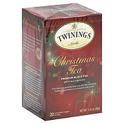 Twinings Christmas Blend Premium Black Tea Bags