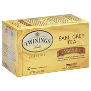 Twinings Classics Decaffeinated Early Grey Tea