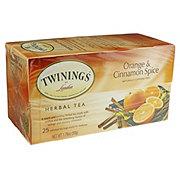 Twinings Herbal Tea Orange & Cinnamon Spice